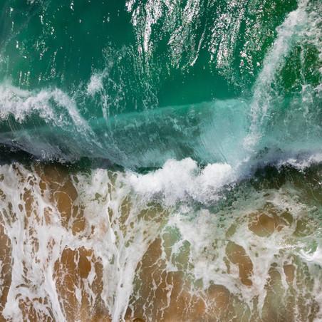 Poetry Corner: Crashing Waves