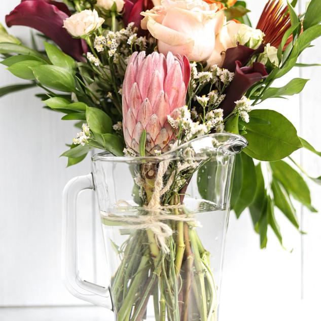 Décor floral