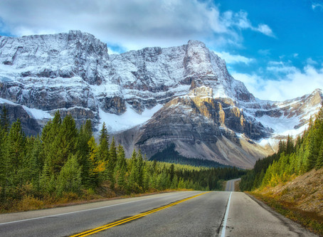 5 Unique Things to do Driving from Calgary to Banff, AB