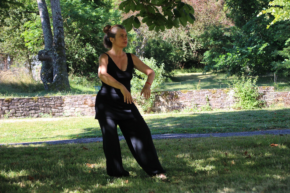 Qigong will help you lose weight and feel balanced.