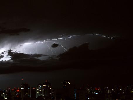 Thunder Stopped