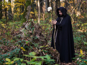 Shunning the Male Witch in Witchcraft