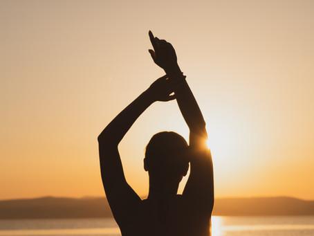 Embodying Pisces: Yin Yoga Practice