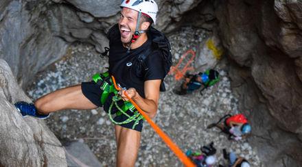 Rock climbing tour