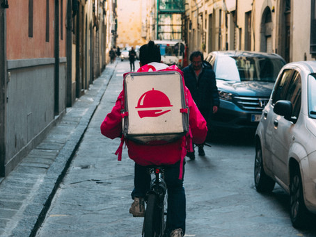 Food Delivery Got Really, Really Messy in 2019. That's a Good Thing