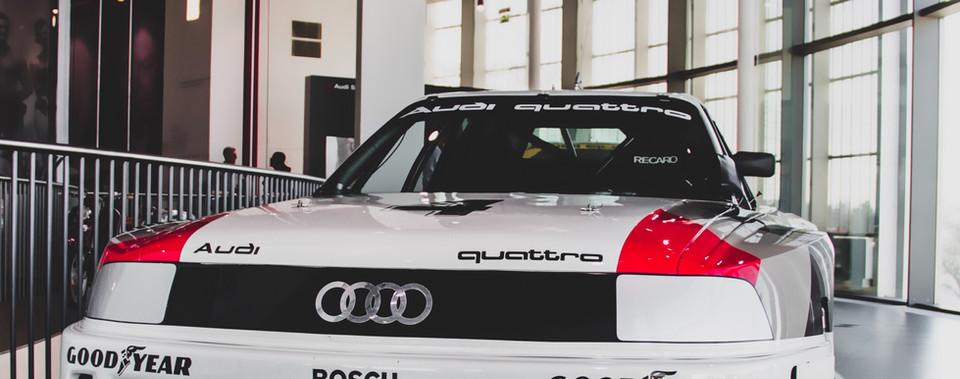 Audi Car Breakers Yard