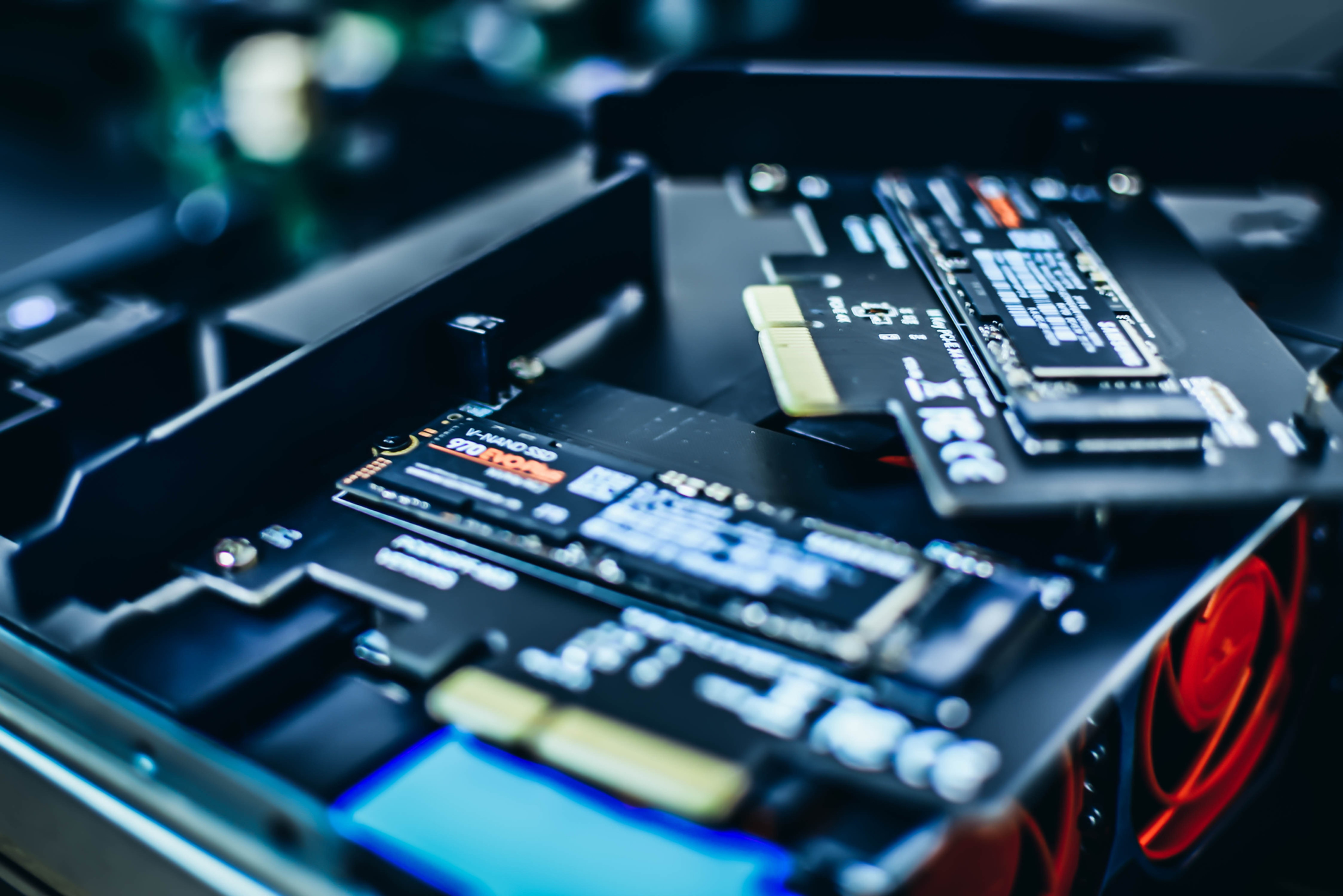 Solid-State Drive Upgrade 1TB