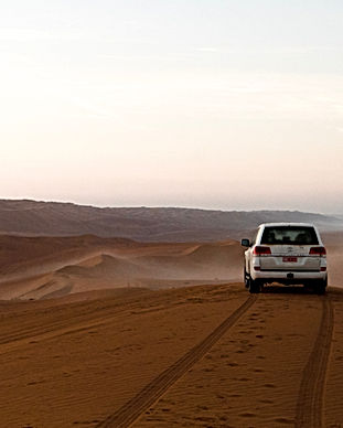 Blaycation Travel - Road Trip Adventures in the Sultanate of Oman - Off Road Expedition