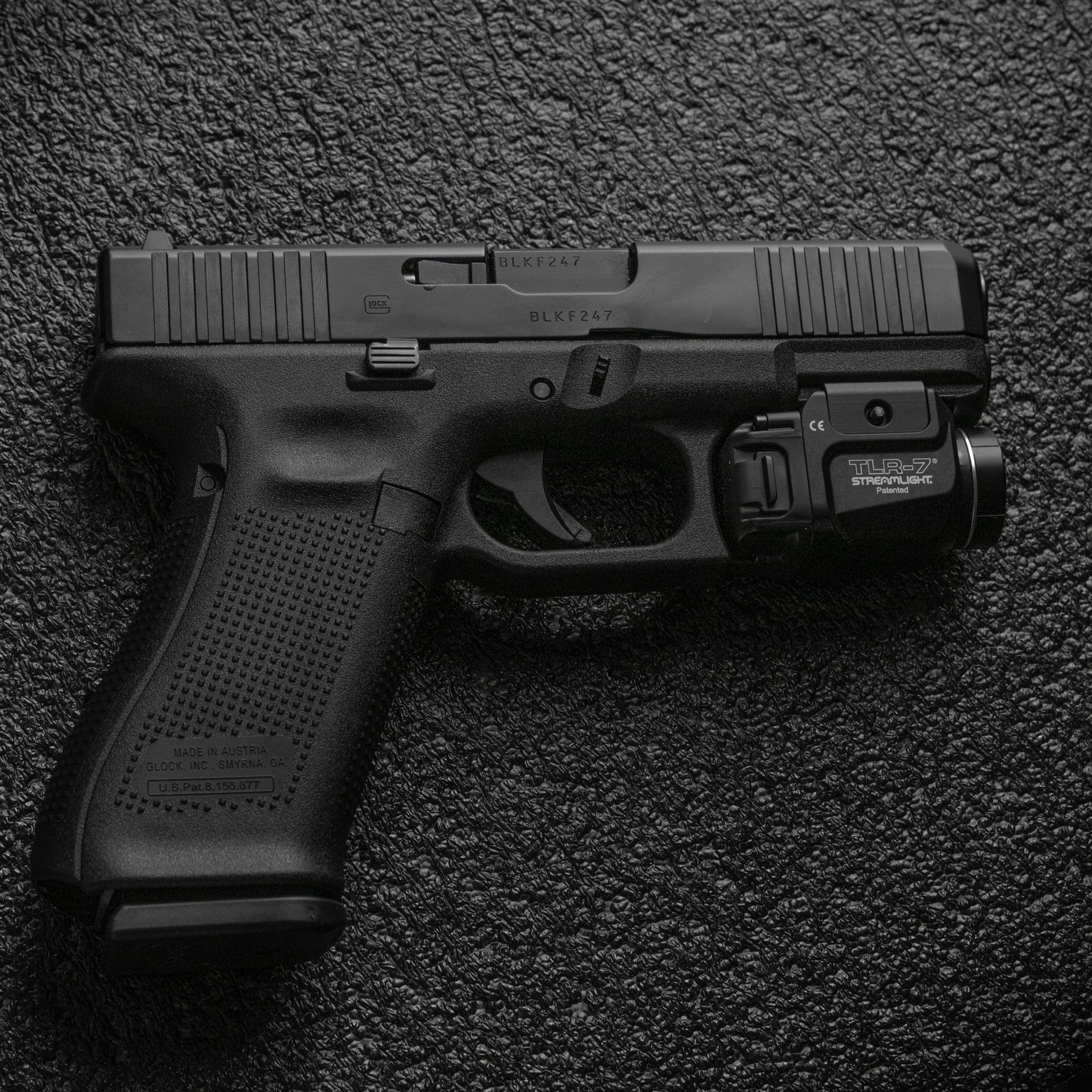 STA pistol only class