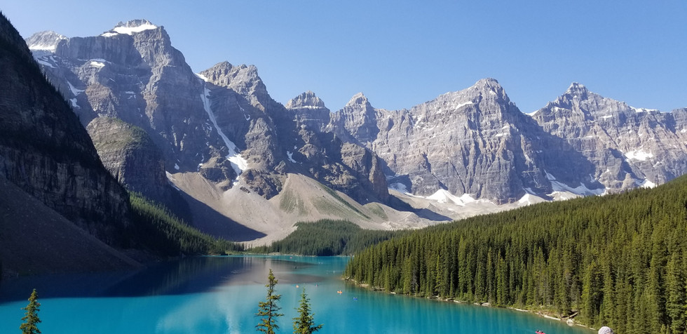 Guide to exploring the Canadian Rockies