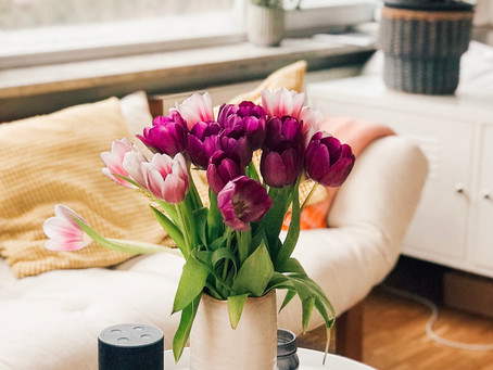 Uma casa com amor é uma casa com Flor