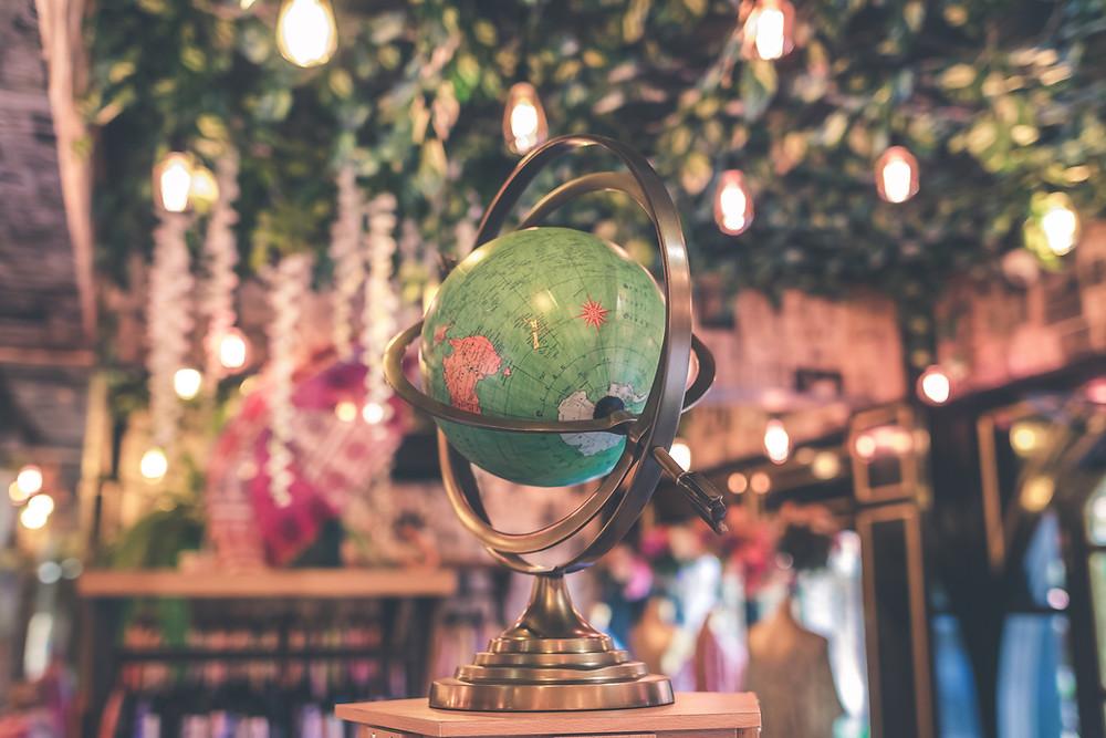 world travel globe_Bluetail Travel_travel agency_Arlington Virginia