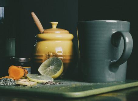 Elixir Tea for Respiratory Protection