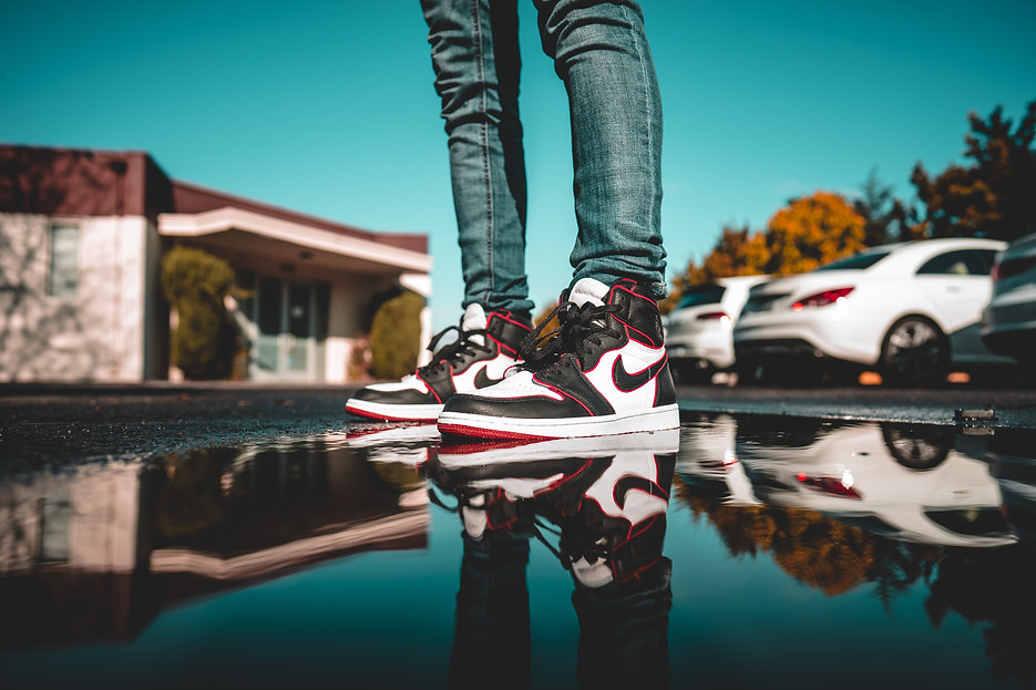 Jordan 1 high bloodline