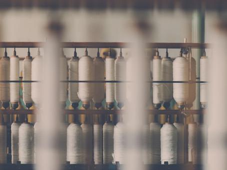 A origem das fibras têxteis