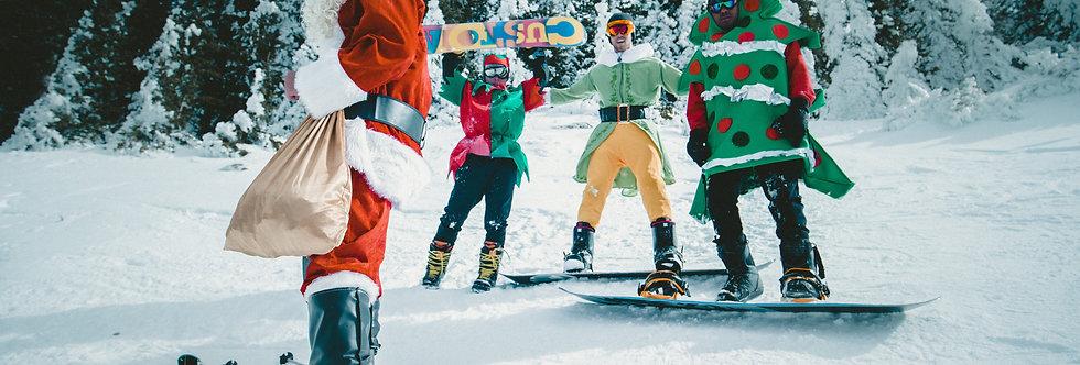 Natale a Selva di Cadore - Ski Civetta - Hotel Ca' del Bosco