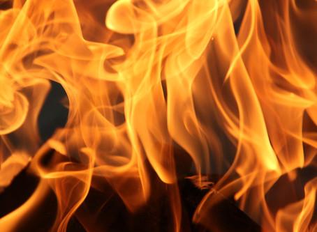 five elements - fire