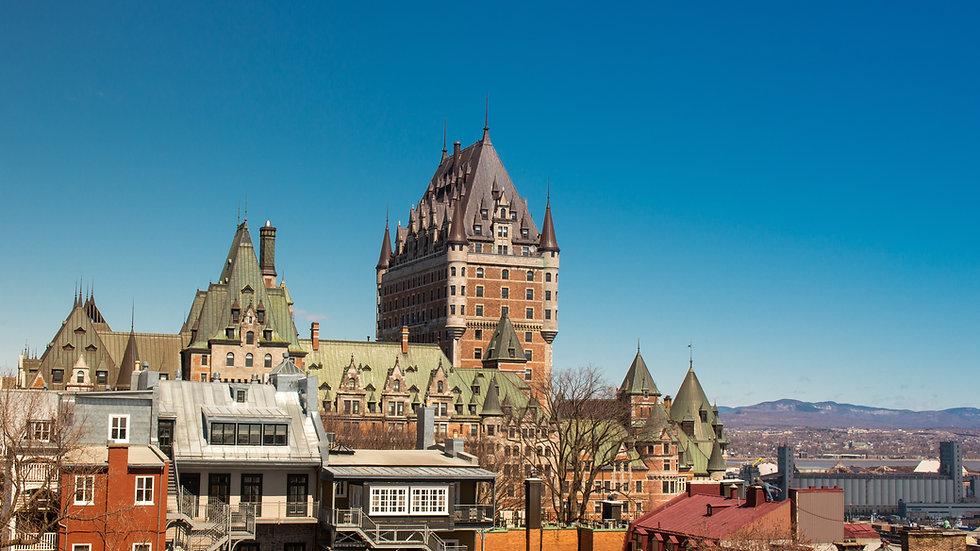 Ontario & Quebec Twin Cultures 8 Days
