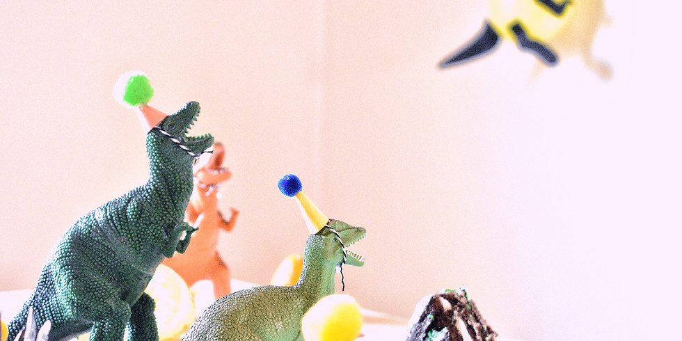Dinosauria! (Noon Session)