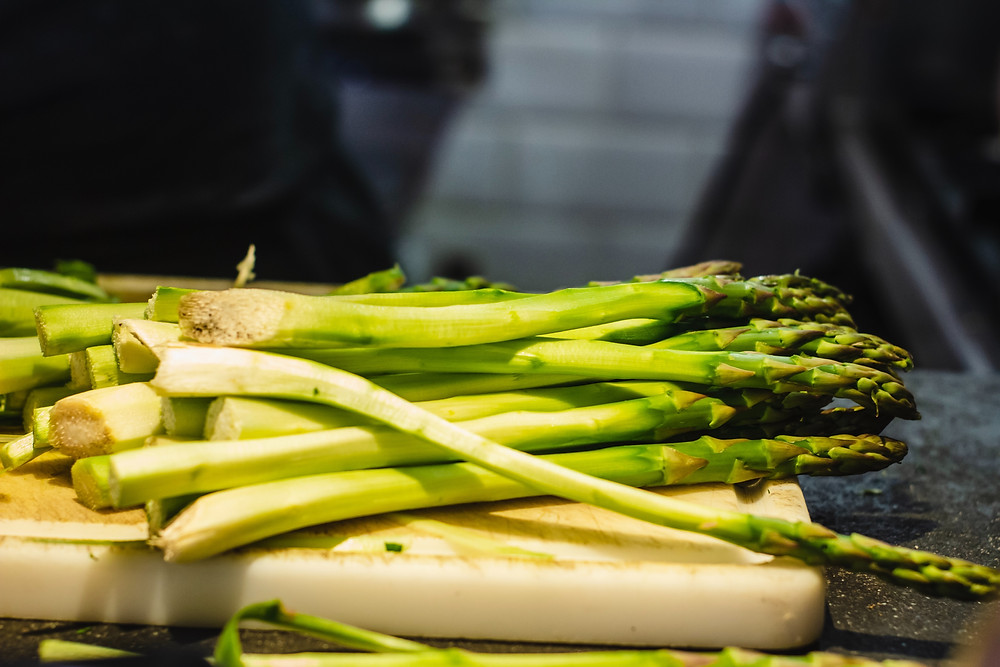 Learn more about British food HISTORY  Asparagus has been eaten in Ancient Egypt, Greece and Rome and has been loved here for centuries