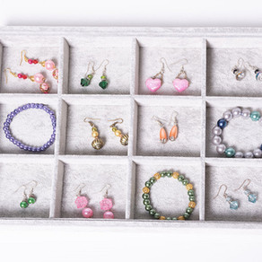 Letting Go: Jewelry