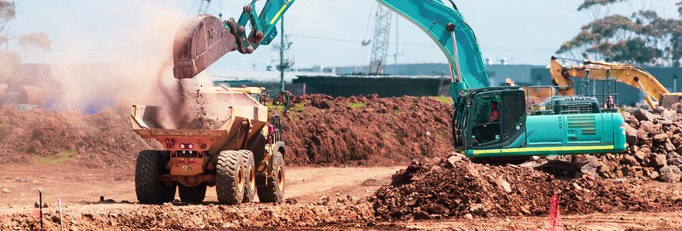 Civil, Earthmoving & Plant Hire Business For Sale - FNQ