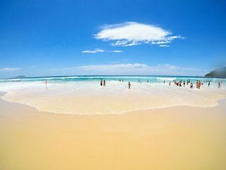 Praia do Forno in Brasile