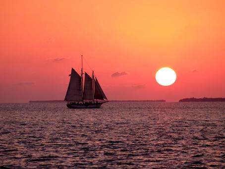 A Lake Sailing Love