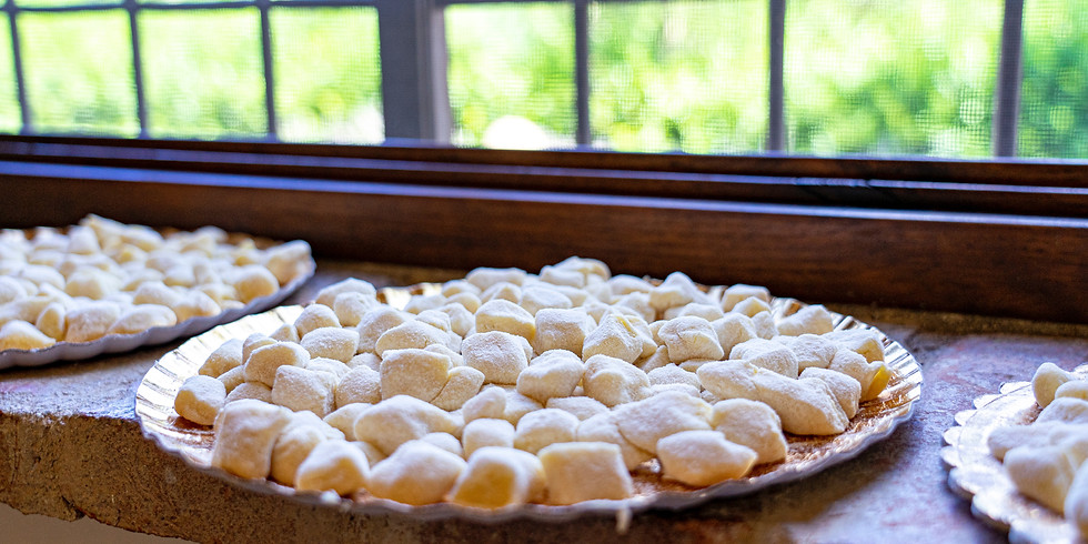 Hands-on Gnocchi Class
