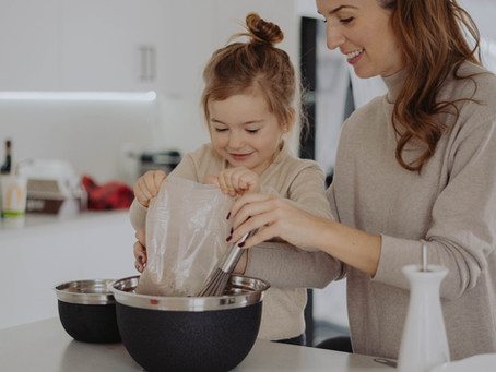 5 Ways to Get Your Kids in the Kitchen…and Why It's Important