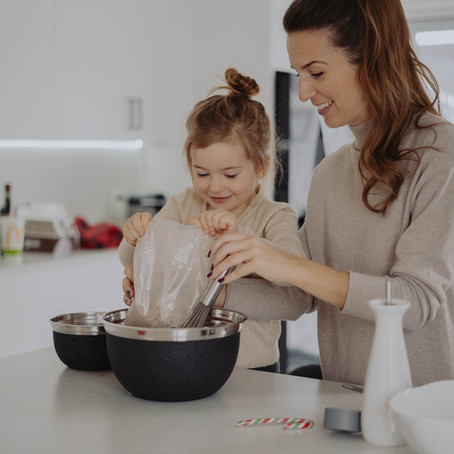 Baking - A Generational Activity To Build Cherished Memories