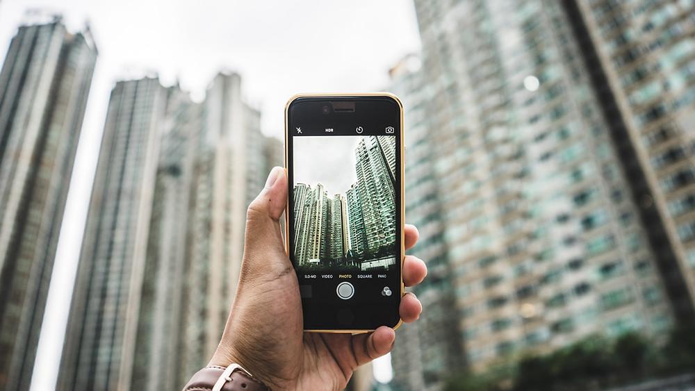 Studie: Handy als ständiger Begleiter