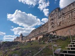 Uxmal archaeological site © Javier Garcia Chavez