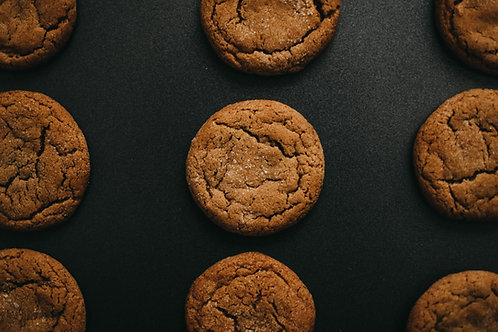 Peanut Butter Cookies - 4 pack
