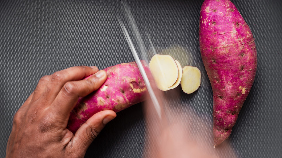 Potato Sweet Red