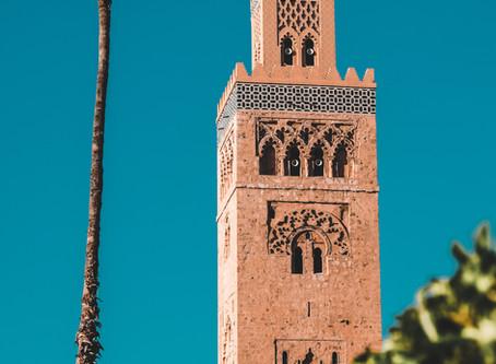 week-end à Marrakech : incontournables, bons plans, itinéraire