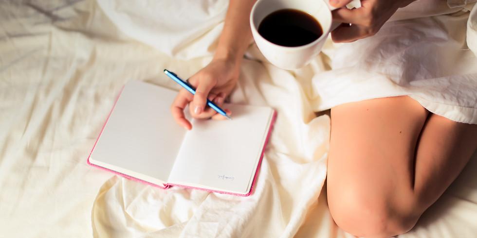 Write Down Your Soul - April Edition