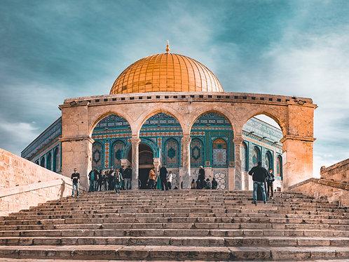 SHUTTLE JERUSALEM OLD & NEW