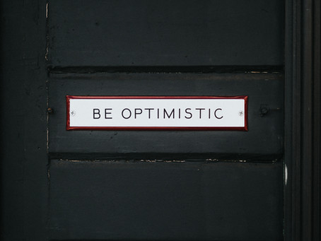 Let's Be Optimistic