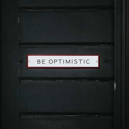 Learn to be more optimistic - today!