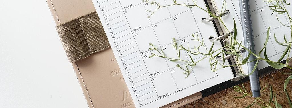 Poliba Calendario.Calendario Oderal