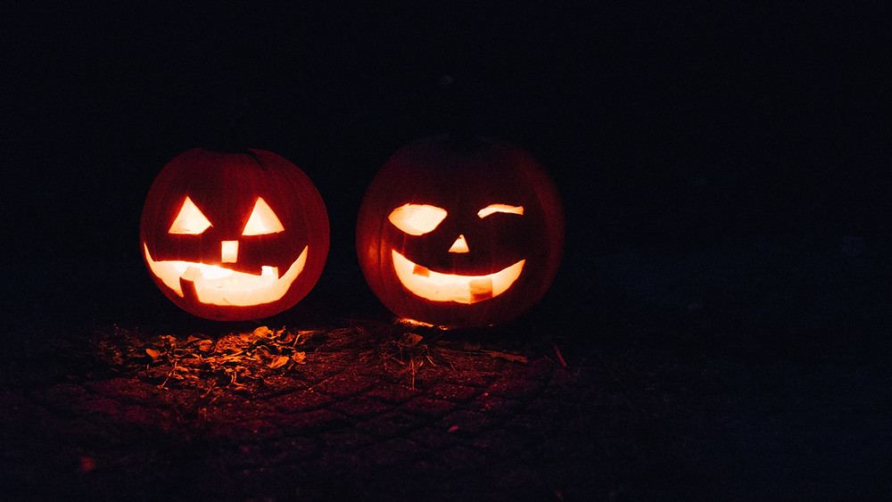 fear, anxiety, pumpkins, monsters