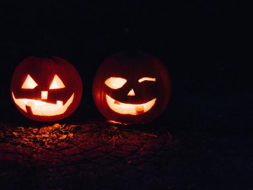 Halloween im Dorfladen
