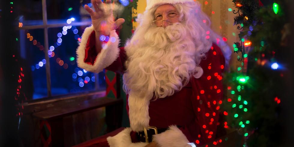 Santa Cruise Sun.6th Dec