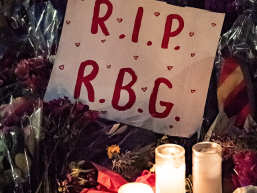 The Passing of RBG