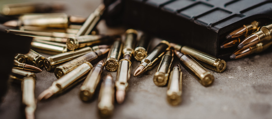 Gun Control or Ammunition Regulation?