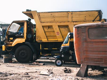 Особенности автодиагностики для грузовиков