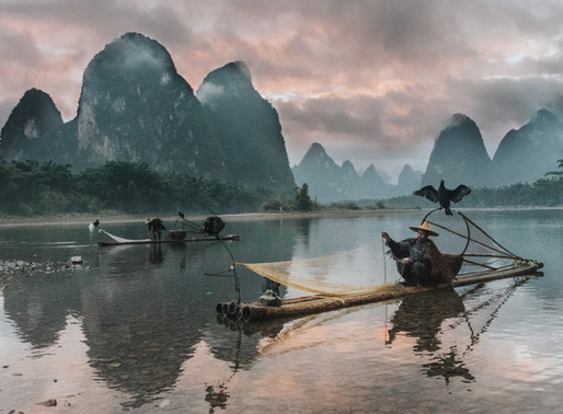 Li River Bamboo Raft Journey