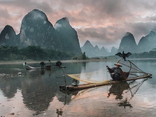 Li River Bamboo Raft Journey