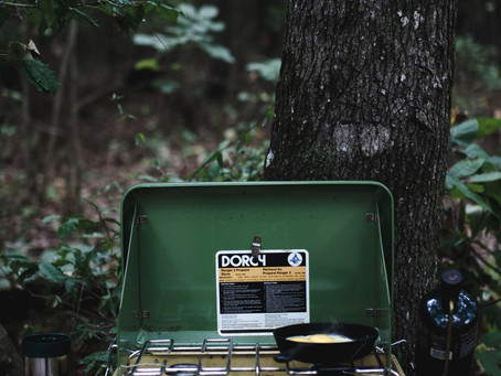 Can camping stoves be used inside?